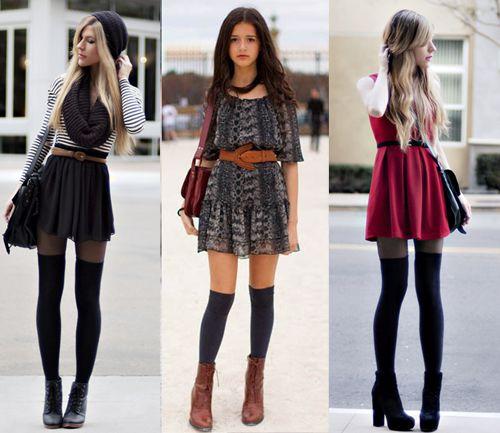 Можно ли одеть платье с ботинками
